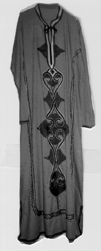 <b>Arabesque Style Caftan</b>
