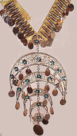 <b>Dowry Crescent Necklace</b>