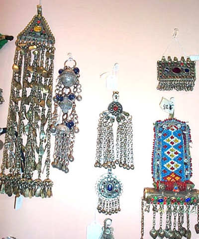 <b>Tribal Pendants</b>