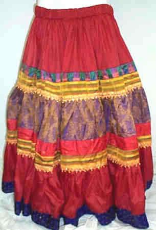 <b>Ultimate Gypsy Skirt</b>