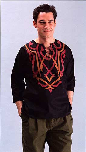 <b>F104 Egyptian Shirt</b>