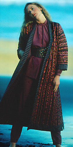 <b>F106 Turkish Coat</b>