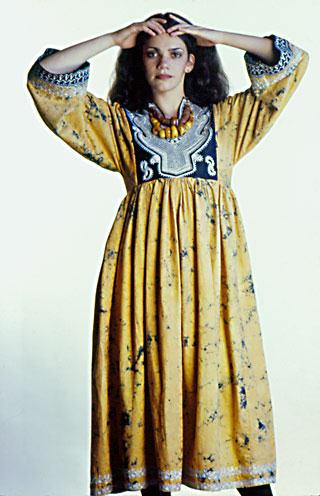 <b>F107 Afghani Nomad Dress</b>