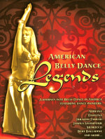 <b>American Belly Dance Legends</b>