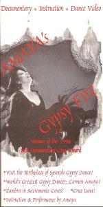 <b>Amaya Gypsy Fire</b>