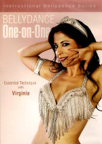 <b>BELLYDANCE One-on-One Essential Technique</b>
