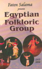 <b>Faten Salama Egyptian Folkloric Group</b>