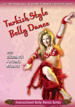 <b>IAMED Turkish Style Belly Dance Artemis</b>
