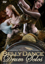 <b>ShakeEmUp Belly Dance Drum Solos DVD Set</b>