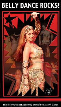 <b>IAMED Belly Dance Rocks</b>