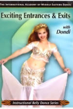 <b>IAMED Exciting Entrances and Exits with Dondi</b>