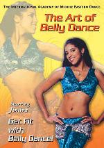 <b>IAMED Art of Belly Dance Starring Jindra</b>