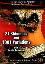 <b>IAMED 21 Shimmies Leyla Jouvana</b>