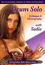 <b>IAMED Drum Solo with Sadie DVD</b>