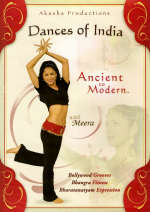 <b>Meera Dances of India</b>