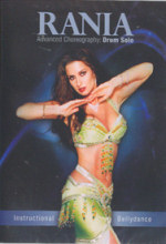 <b>Rania Drum Solo DVD & Set</b>