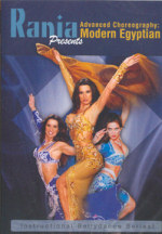 <b>Rania Modern Egyptian DVD</b>