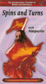 <b>IAMED Spins and Turns with Marguerite</b>